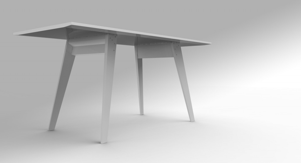 White Tail Desk